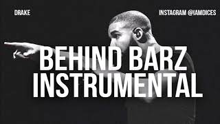 """Drake """"Behind Barz Freestyle"""" Instrumental Prod. by Dices *FREE DL*"""
