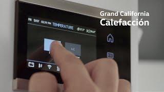 Grand California - Calefacción Trailer