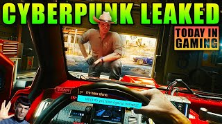 Cyberpunk 2077 LEAKED! Vulkan Ray Tracing Inbound - Today In Gaming