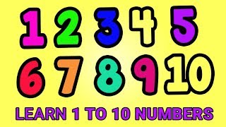 Hindi Numbers 1 To 10