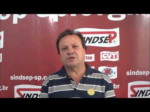 João Batista convoca trabalhadores para participarem da Assembleia Geral