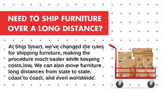 Ship Furniture Services Across Country