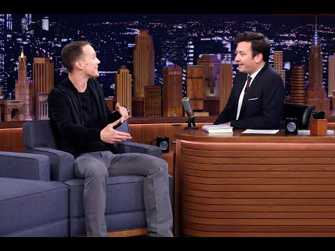 "Announcing ""The Impossible Row"" on The Tonight Show with Jimmy Fallon"