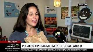 UNMANNED pop-up store in Joburg