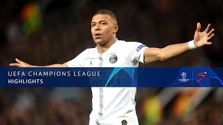 UEFA Champions League | Manchester United vs PSG | Highlights