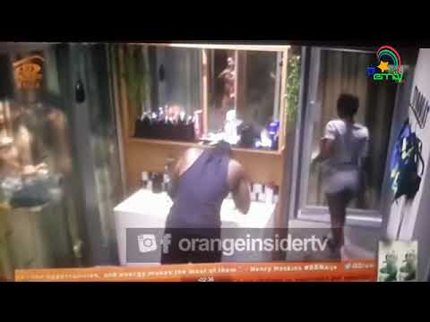 Big Brother mistakenly airs moment Nina was bathing naked in the shower  -Pemtv GH