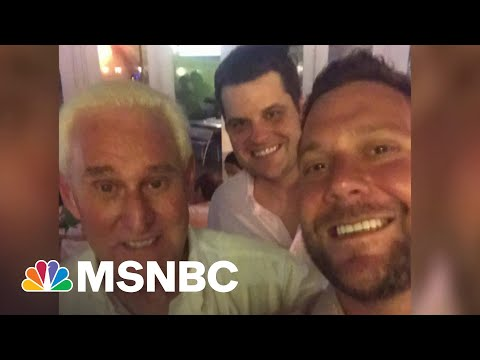 Gaetz Associate Cooperating With DOJ Sex Crime Probe | The Beat With Ari Melber | MSNBC