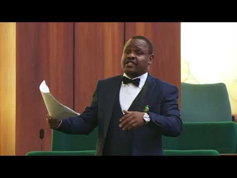 Hon Mohammed Gudaji Kazaure,22 March 2018   Motion on need to curb the rising number of out of schoo