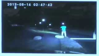 Dashcam Video: Shooting of Jonathan Ferrell