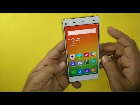 MI4 64GB UNBOXING & HANDS ON OVERVIEW