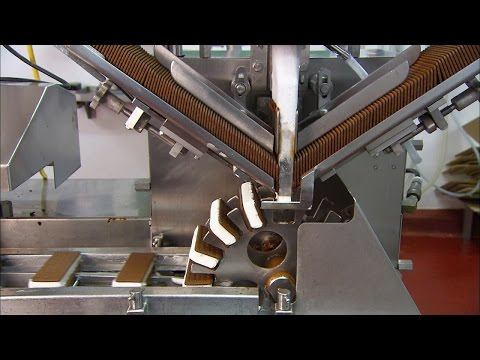 Ice Cream Sandwiches | How It's Made