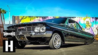 Dock Donuts - Traditional Lowrider - Gary King Jr. Drops Knowledge //DTT253