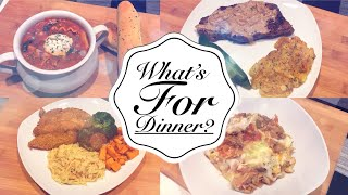 WHAT'S FOR DINNER | EASY WEEKNIGHT MEALS | COLLAB WITH THE SIMPLE MOMMA