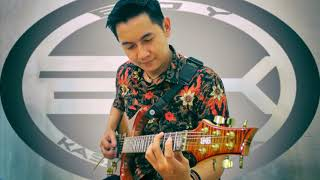 Andra And The BackBone   Surrender   Guitar Cover By Boy Using Effect ZOOM G5n Amp Simulator