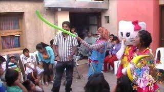 preview picture of video 'Show de payasos para fiestas infantiles (Cochabamba)'