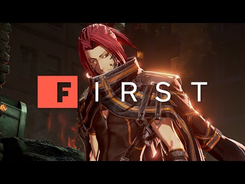 Jumping Into Character Customization in Code Vein – IGN First