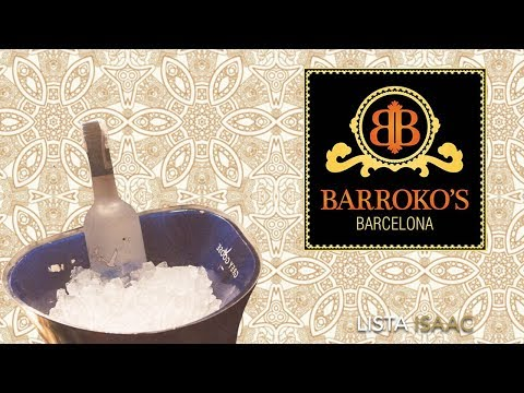 Discoteca Barrokos Barcelona