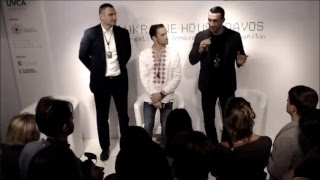 Fireside Chat with the Klitschko Brothers