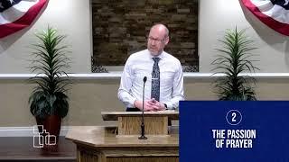 "June 2, 2021 PM – ""Pray Like Jesus"""