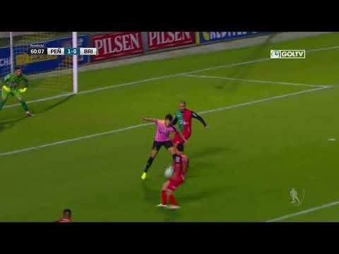 Peñarol 1:0 Boston River