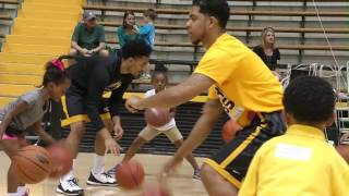 Southern Miss Men's Basketball Clinic