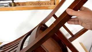 Fixing a broken chair leg