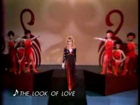 Dusty Springfield The look of love (Andy Williams, February 1970)