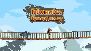 videó Monster Sanctuary