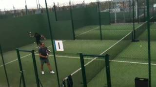 preview picture of video 'Padel carabanchel qdq'