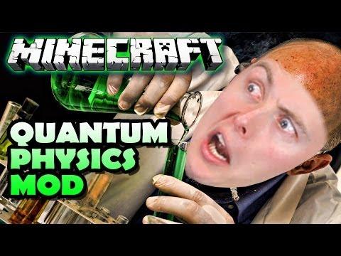 Minecraft: Science Mod - Quantum Physics Showcase!