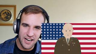 Estonian reacts to U.S.A. Army in both World Wars