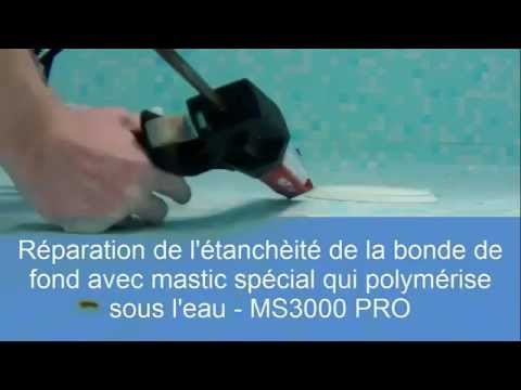 comment reparer liner piscine intex