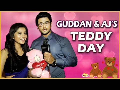 Kanika Mann Gifts Teddy To Nishant Malkani | TEDDY | Youtube