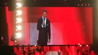 Luís Miguel - Reloj no marques la hora (Madrid 02 Julio 2018)