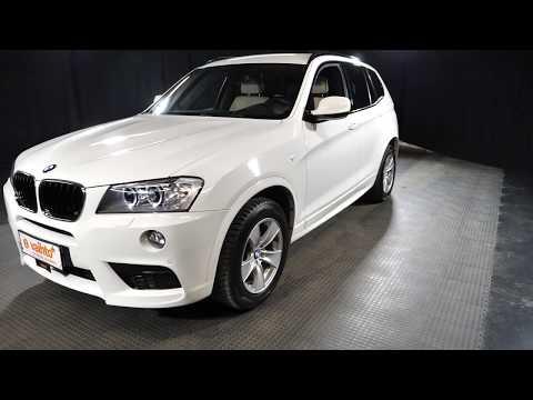 BMW X3 xDrive20d A F25 Business, Maastoauto, Automaatti, Diesel, Neliveto, GLC-623