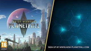 VideoImage3 Age of Wonders: Planetfall - Deluxe Edition