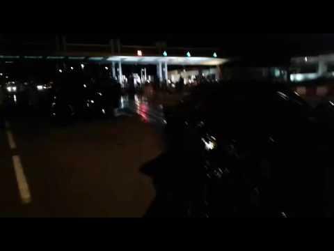 إنقلاب شاحنة محملة بالوقود بامسكرود