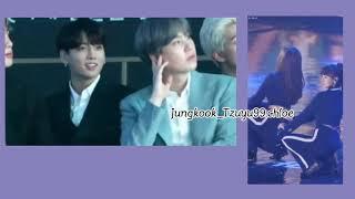 190428 TMA   Jungkook React To Tzuyu [FULL]🤘