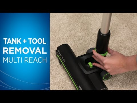 How to Remove the Tools and Tank From Your Multi Reach™ Video