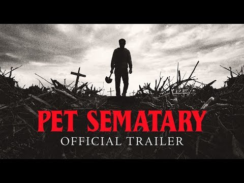 Pet Sematary (2019)- Official Trailer- Paramount Pictures  HD Mp4 3GP Video and MP3