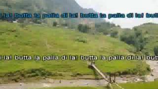 Jovanotti   Il muratore [KARAOKE]