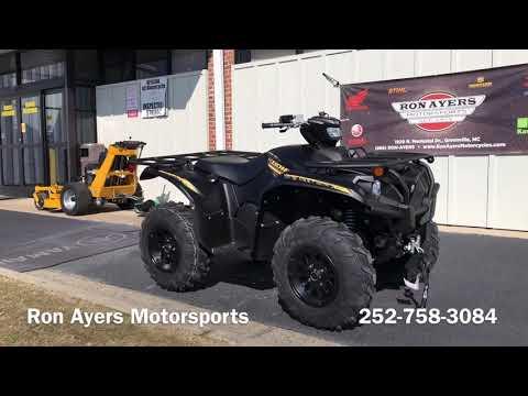 2020 Yamaha Kodiak 700 EPS SE in Greenville, North Carolina - Video 1