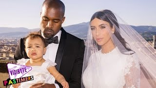 10 Things You Didnt Know About Kim Kardashian And Kanye Wests Wedding  Pastimers