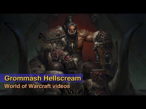 Příběh Postav - Grommash Hellscream #3 [CZ/SK]