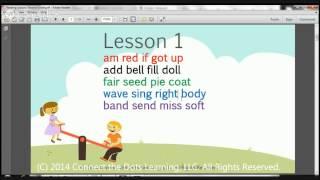 Second Grade Reading Lesson 1