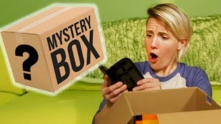 I Bought a $30 Mystery Box from Amazon!