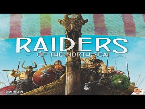 No Runthrough Review: Raiders of the North Sea