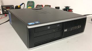 HP Elite 8000 Review (and Mini Processor Stress Test!) - Самые