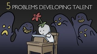 5 problems developing talent