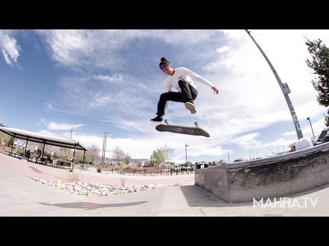 [SKATE] New Mexico Skateparks w/ Mariah Duran, Savannah Headden and Annie Guglia
